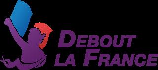 Debout la France est un parti politique français.