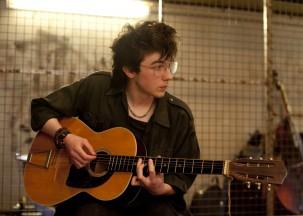 Eamon à la guitare