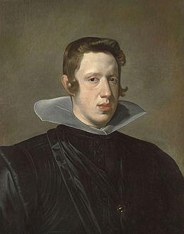 """""""Philippe IV"""", vers 1623-1624, Diego Velázquez"""