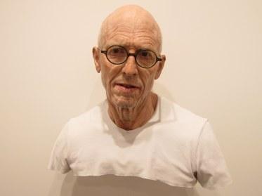 Evan Penny, Old Self, Variation #1, 2010