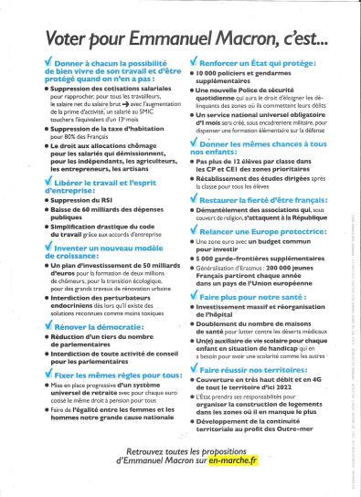 Programme Macron 1 001
