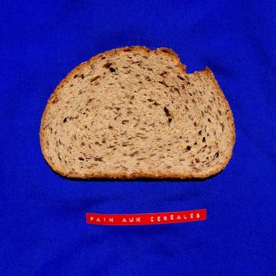 4 tranches de pain aux céréales