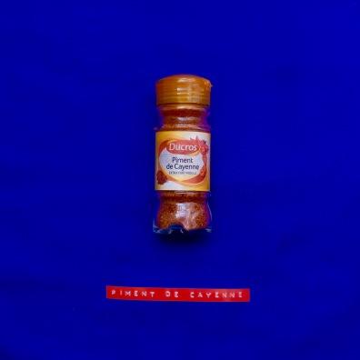 Du piment de cayenne