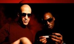 Photographie du groupe de rap 113