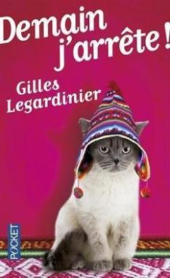 Couverture du roman de Gilles Jardinier