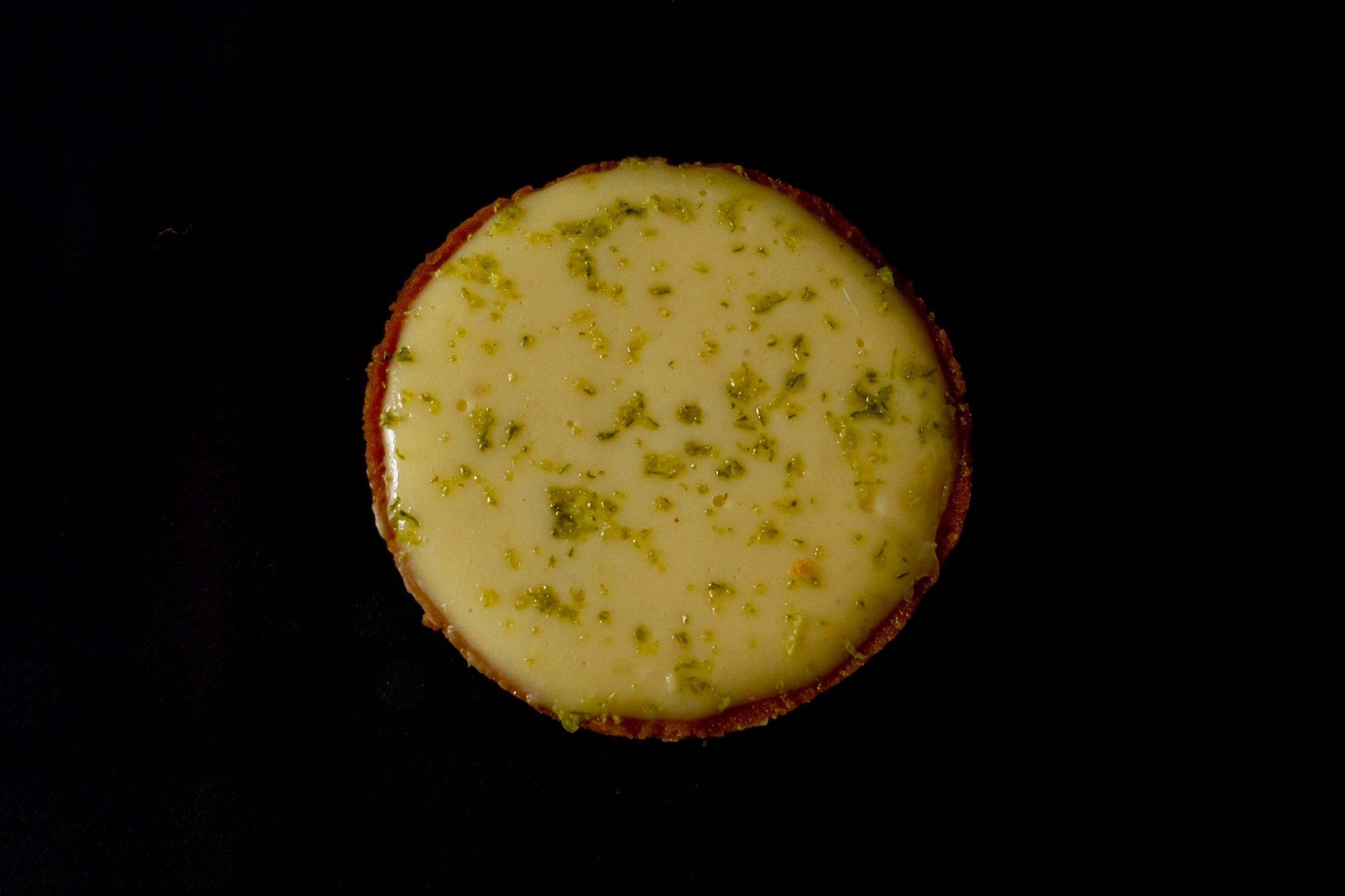 tarte au citron de Pain de sucre
