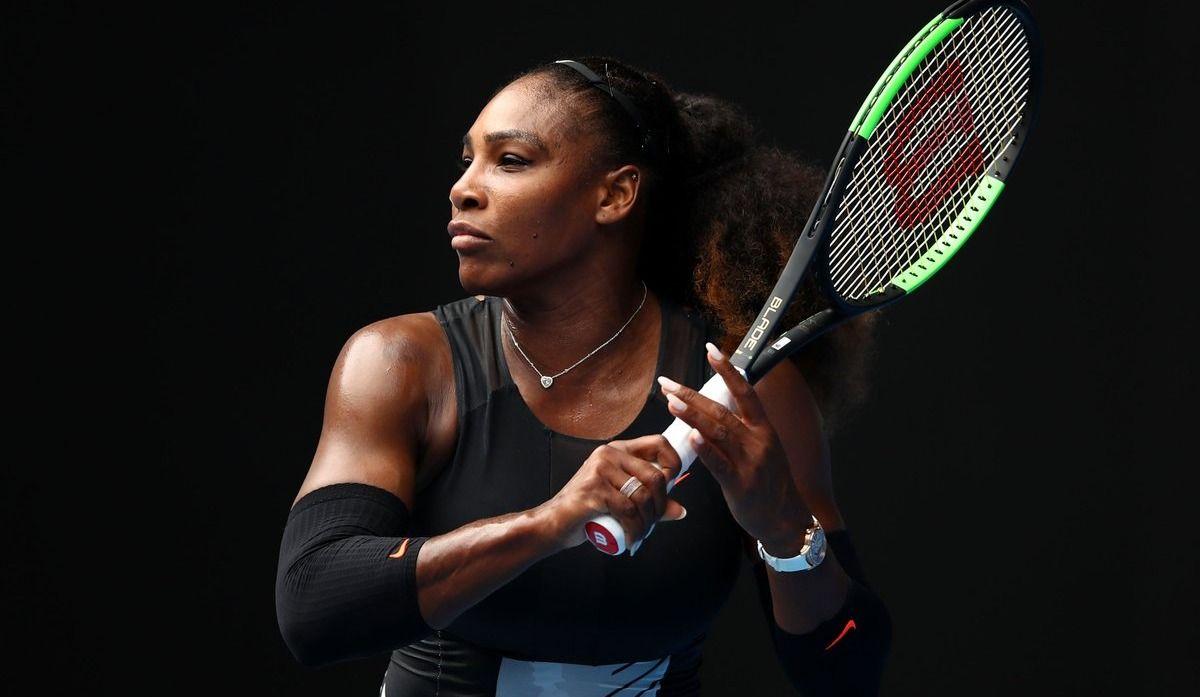 serena williams - une joueuse de tennis